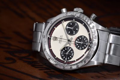 Rolex Paul Newman Daytona Ref. 6239-Fortuna Auction Important Watches